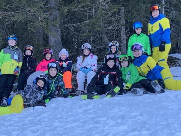 Fortgeschrittenen Skikurs 2019
