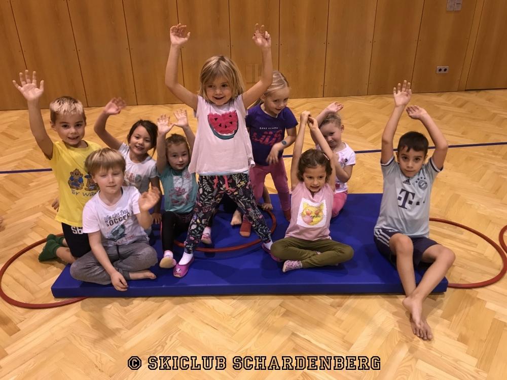 Kinderskigymnastik