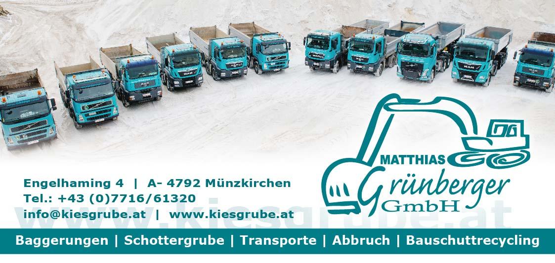 Bagger Grünberger